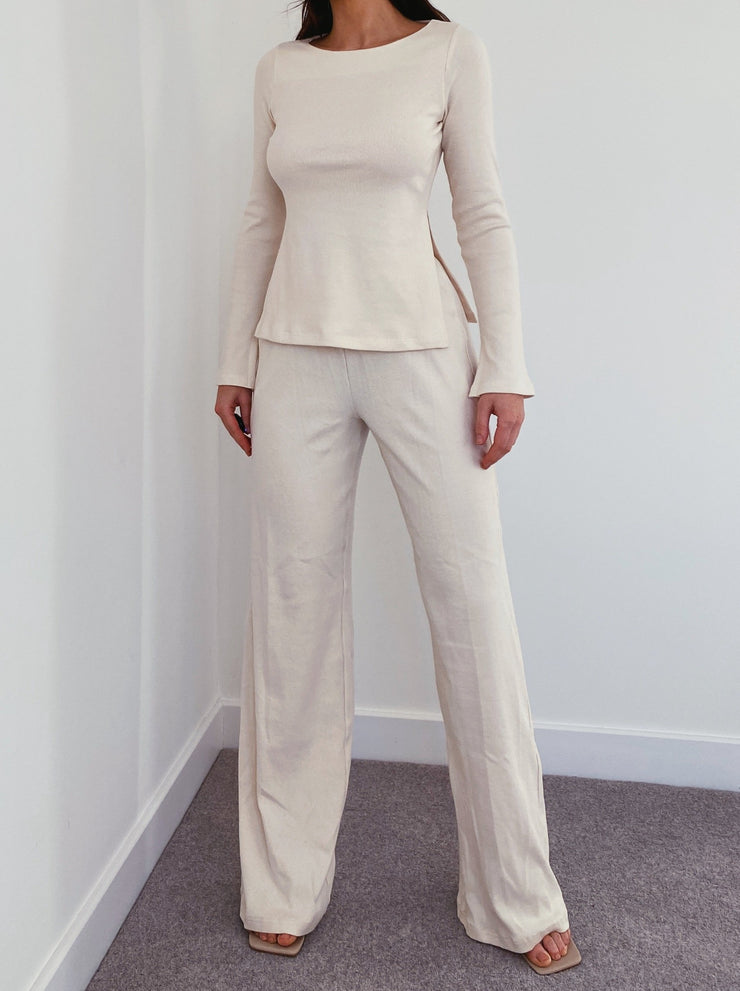 Valley Organic Cotton Trousers