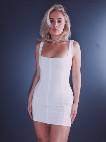 Monrow Mini Dress, Mini Dress, AYM Studio
