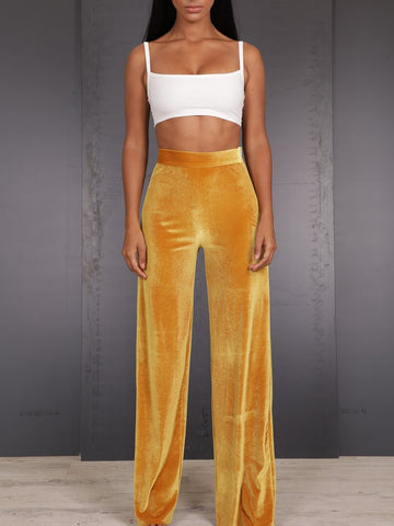Elenor Velvet Trousers, Trousers, AYM - Boom Boom the Label