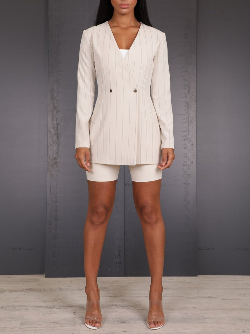 Savannah Longline Blazer, Jacket, AYM - Boom Boom the Label