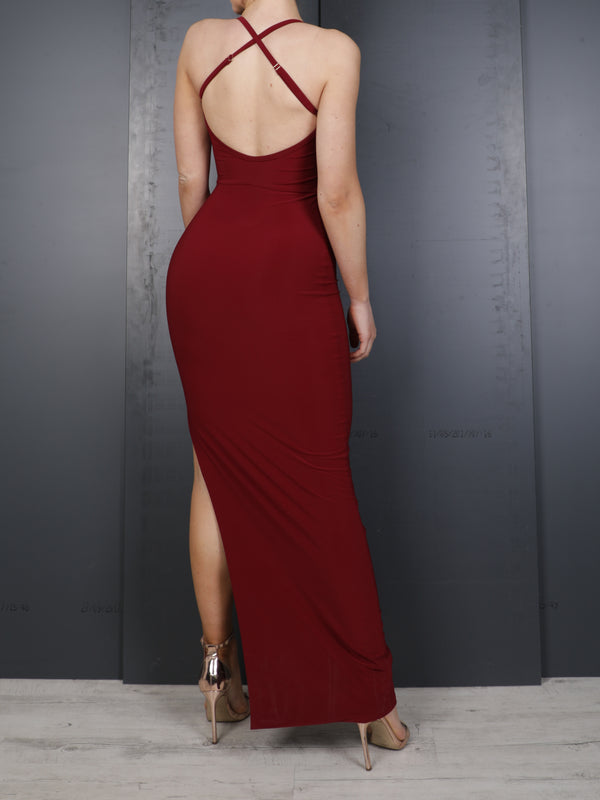 Edmund Maxi Dress, Maxi Dress, AYM - Boom Boom the Label title=