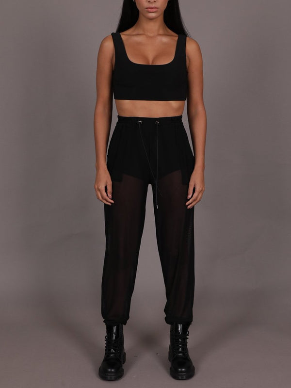 Otto Sheer Mesh Jogging Trousers, Trousers, AYM - Boom Boom the Label title=