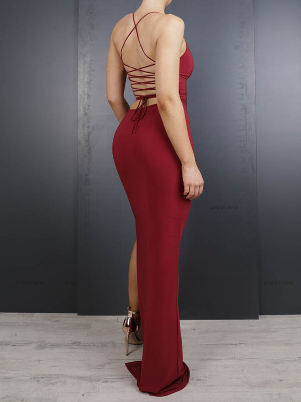 Sophia Bodycon Maxi Dress, Maxi Dress, AYM - Boom Boom the Label title=
