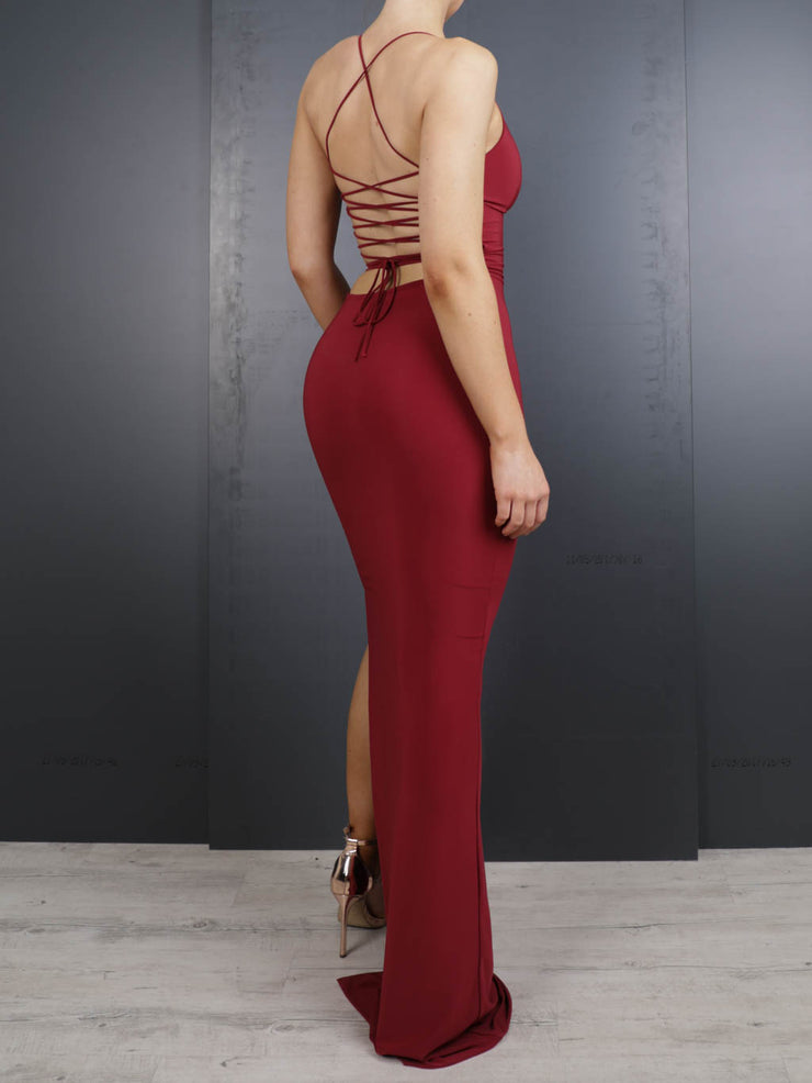 Sophia Bodycon Maxi Dress, Maxi Dress, AYM - Boom Boom the Label
