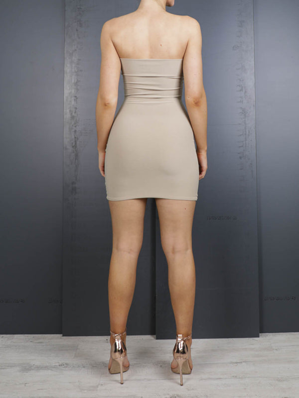 Tam Mini Tube Dress, Mini Dress, AYM - Boom Boom the Label title=