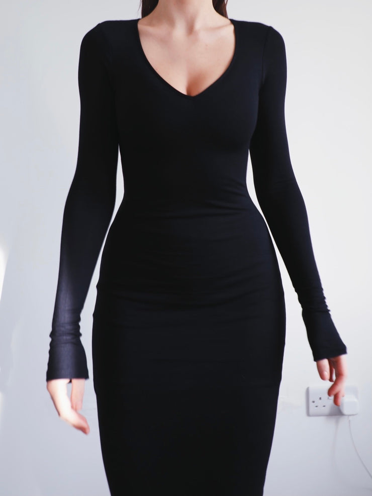 Laurent Midi Dress