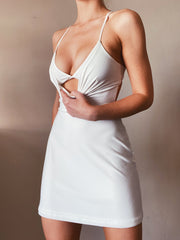 Manor Mini Dress with built in Bra