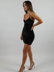 Sweetheart Mini Dress In Velvet, Mini Dress, AYM - Boom Boom the Label