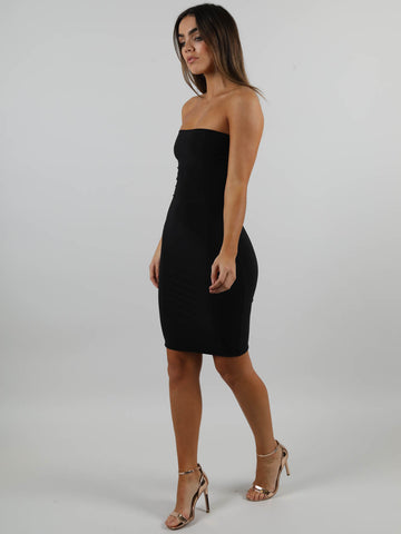 Tammi Tube Dress, Midi Dress, AYM - Boom Boom the Label