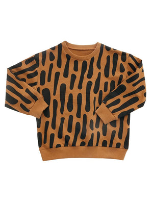 Boys Cheetah Sweatshirt