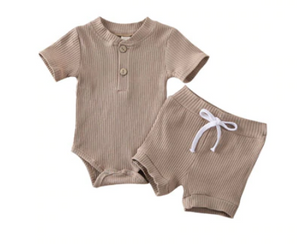 Infant Potato Tan Set