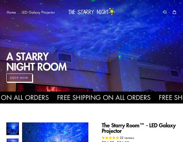 The Starry Room™