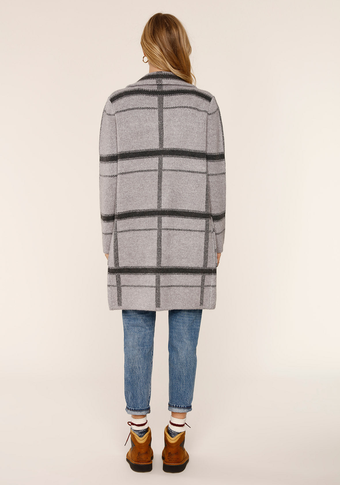 Ezra Sweater Coat