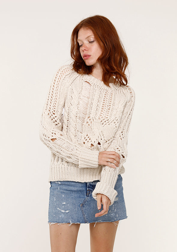 QUINCY SWEATER