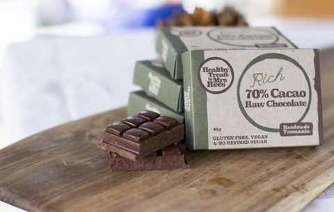 Raw Chocolate - 70% Cacao