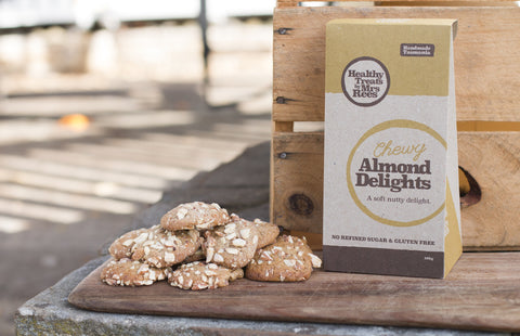 Chewy Almond Delights