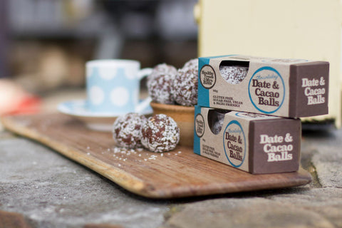 Cacao and Date Balls