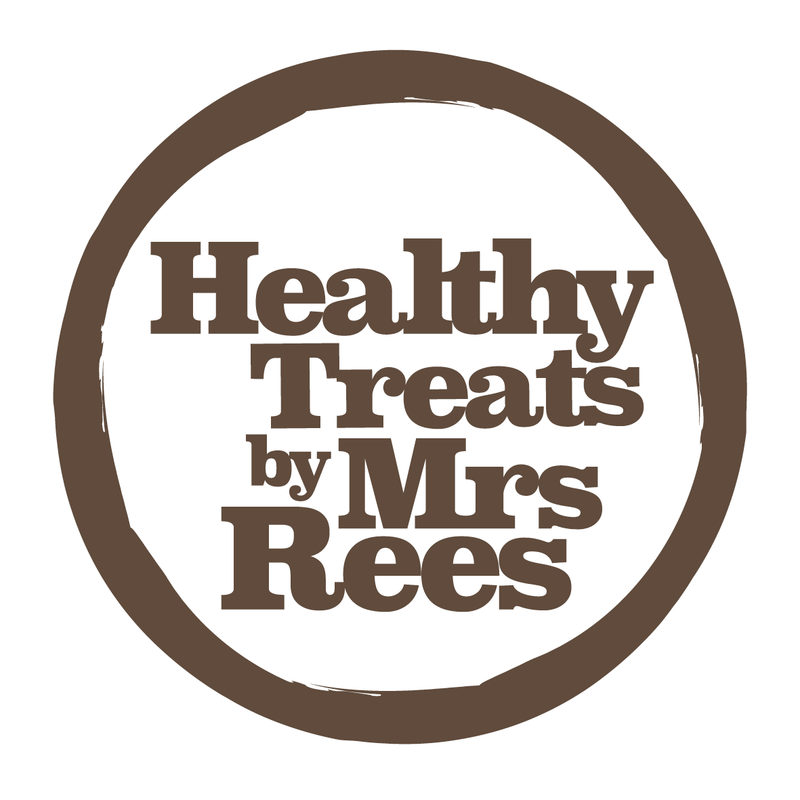 Healthy Treats by Mrs Rees