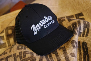 Invader Coffe Hat