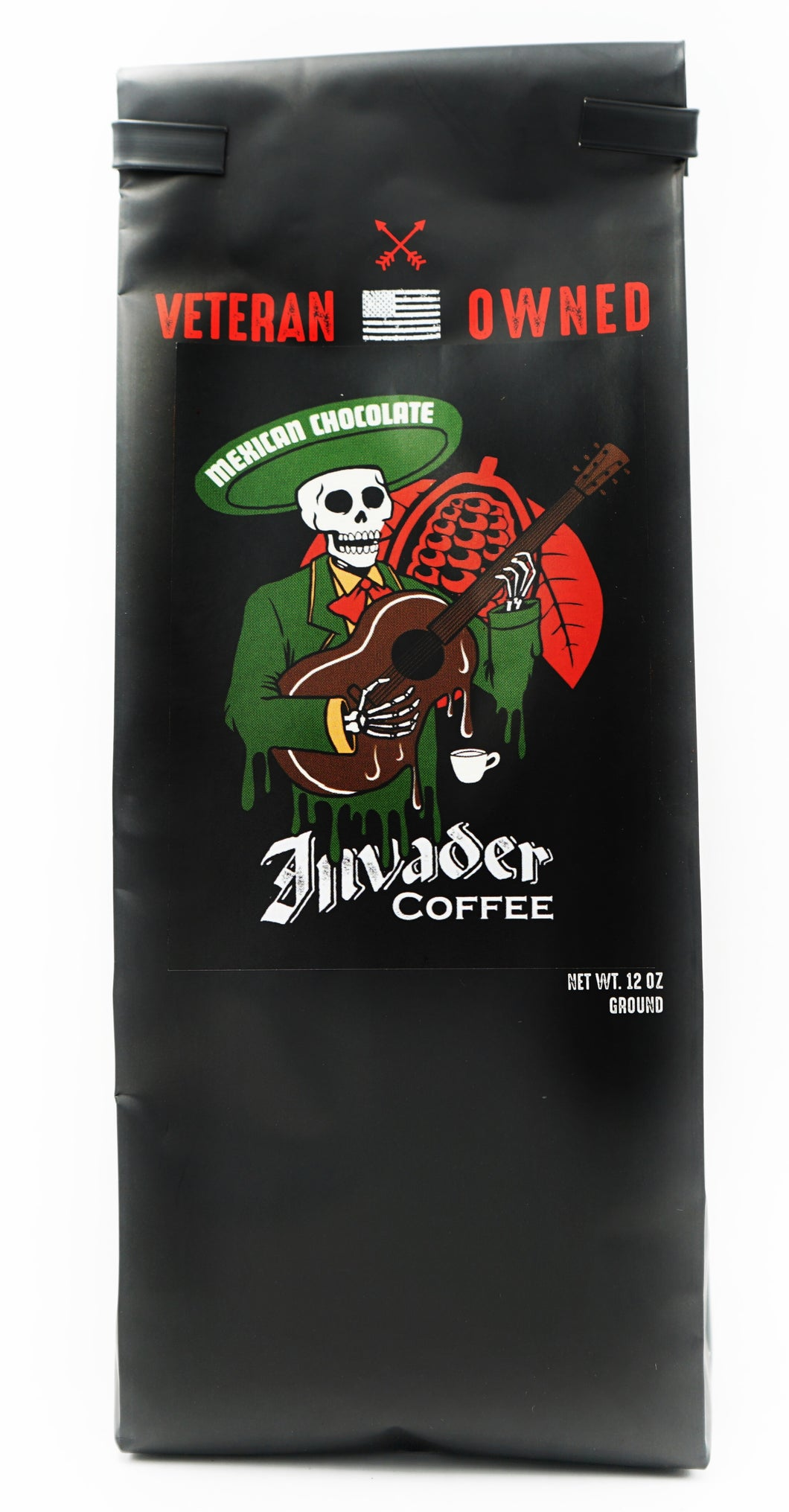 Invader Coffee Mexican Chocolate Blend