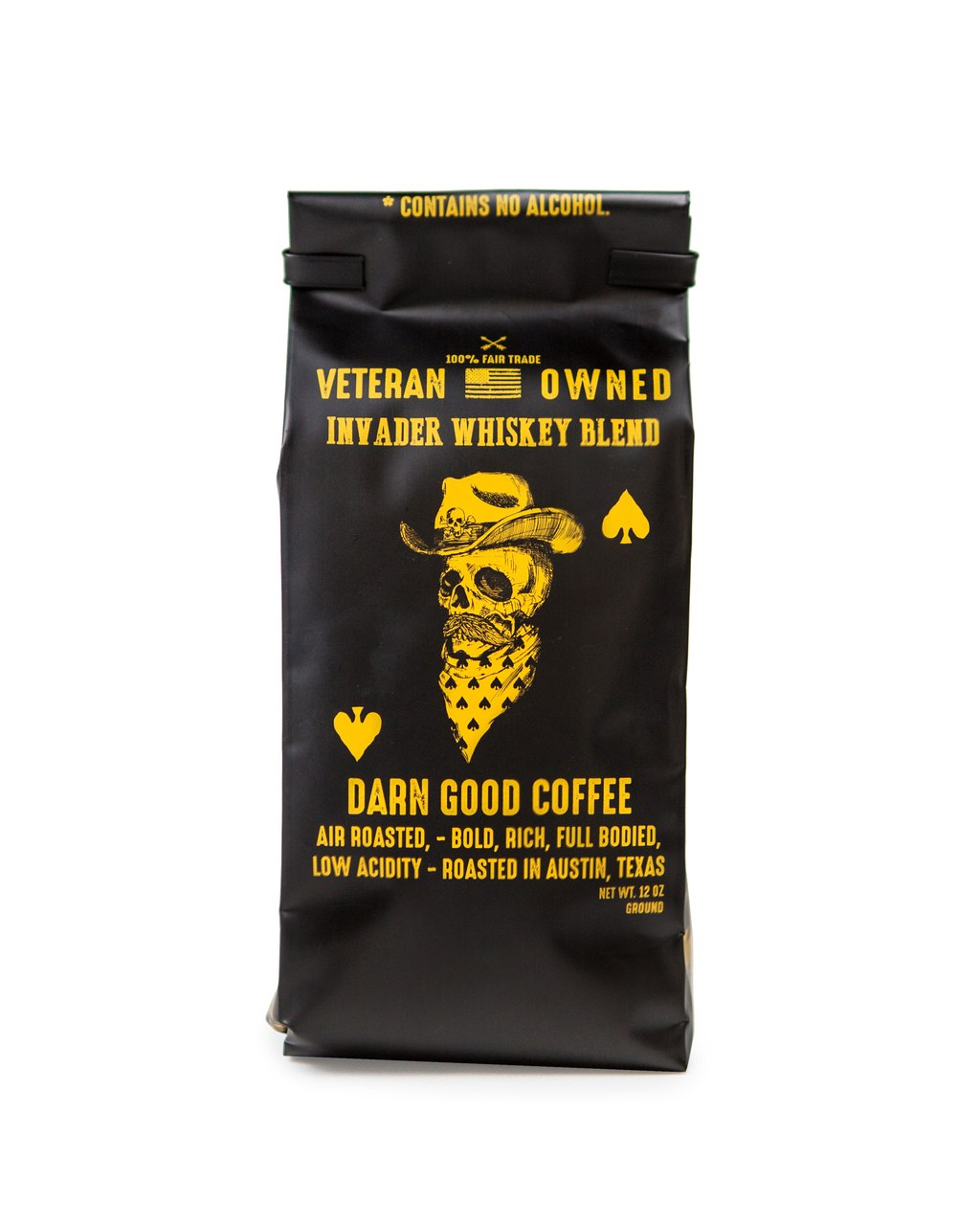 Invader Coffee Whiskey Blend