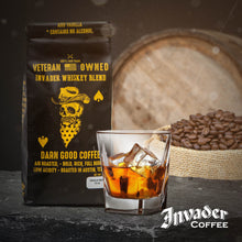 Load image into Gallery viewer, Invader Coffee Whiskey Blend