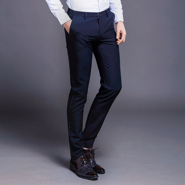 Classic Business Pants (3 colors)
