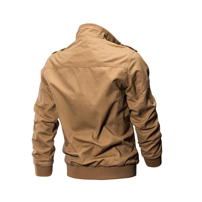 Military Pilot Jacket (3 colors)