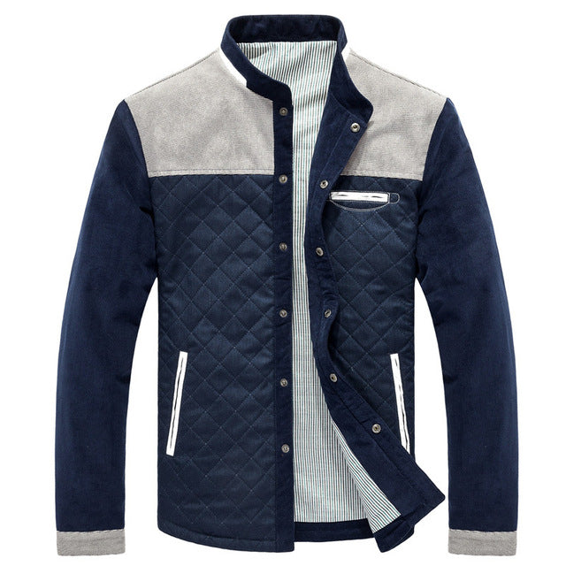 Casual Quilted Jacket (3 colors)