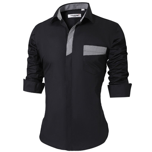 Casual Fashion Shirt (10 colors)