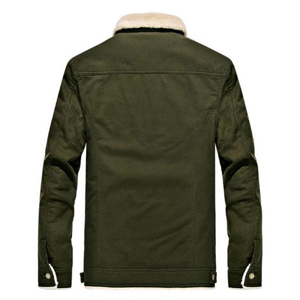 Warm Cargo Jacket (3 colors)