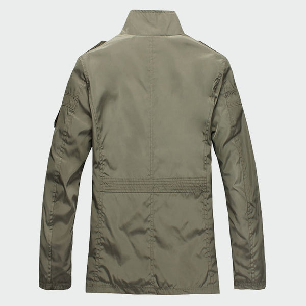 Fashion Windbreaker Jacket (2 colors)