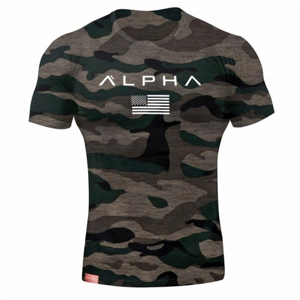 ALPHA Slim Fit T-Shirt  (18 colors)