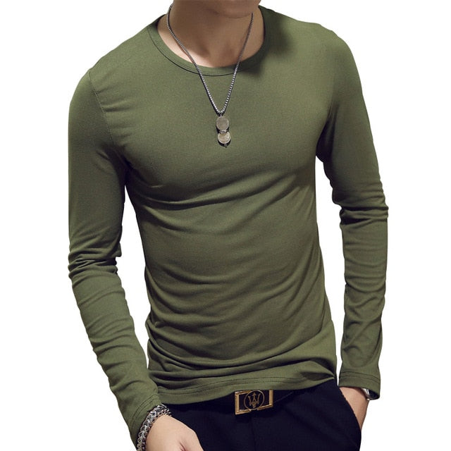 Casual Long Sleeve (7 colors)