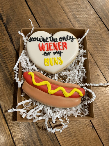 You're the only Wiener. . . gift set