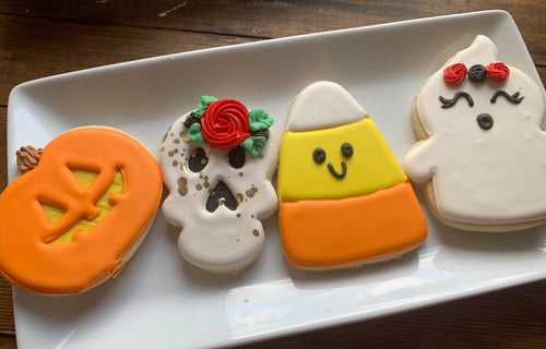 Halloween Cookie class # 2 @ Center Court Pizza 10/22/19 6:00-8:00PM