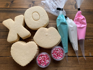 Valentines DIY Kit