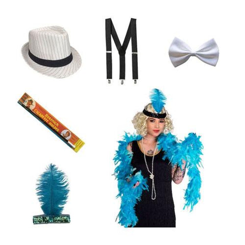 Great Gatsby Themed Accessories