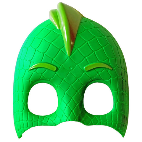 Childrens Gecko Fancy Dress Mask adult one size, boys, child one size, childrens, fancy dress, gecko, green, heroes, masks, PJ masks, pjmasks, superhero, superhero mask