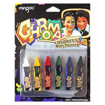 Mingda Primary Colour Face Painting Set