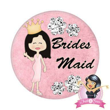 Bachelorette Accessories - Bachelorette Party Button (DEV0536)