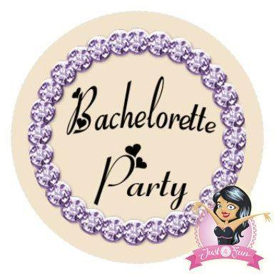 Bachelorette Party Button (DEV0538)