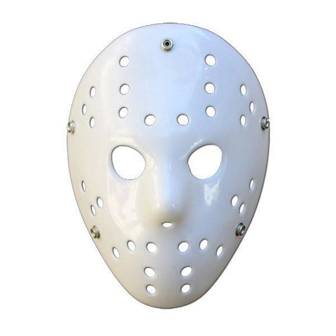 Hockey Mask - White | Simply Party Supplies