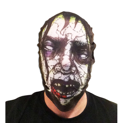 Scary Big Nose Zombie Stocking Mask fancy dress, halloween, masks, mens, scary, stocking, stocking mask, zombie