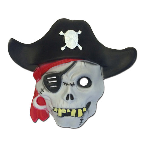 EVA Foam Pirate Mask - Skull