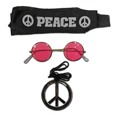 Fancy Dress Costume - Hippie Fancy Dress Set