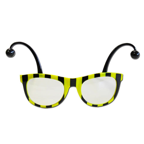 Bee Costume Glasses - Glasses - Simply Party Supplies