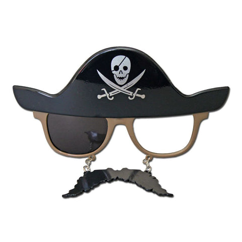 Pirate Fancy Dress Glasses