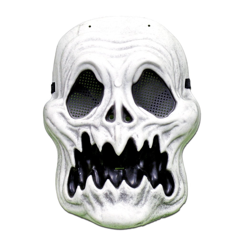 PVC Mask - Scary Ghoul Halloween Mask