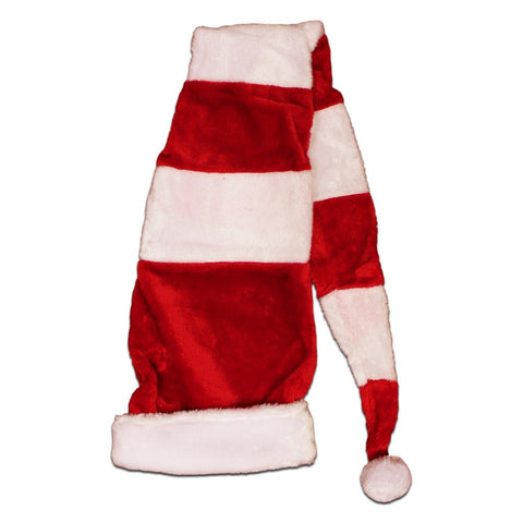 Striped Santa Claus Hat - Long (1.5m)